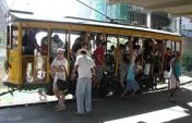 Riding the Bonde Train into Another Century &#8211; Rio de Janeiro, Brazil