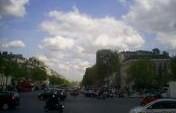 Accidental Tour de France in Paris