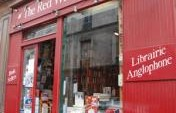 A Guide to English Language Bookstores in Paris