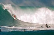 Eddie Went: Big Waves at Waimea Bay, Oahu