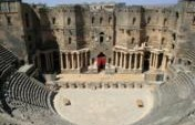 If It&#8217;s Good Enough for the Prophet&#8230; Damascus to Bosra, Syria