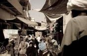 Market Mayhem in Luxor, Egypt