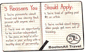 BootsnAll Travel Writers Platform