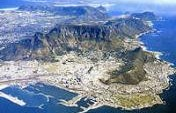 Cape Town, South Africa – August 1999
