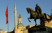 Impressions of Tirana, Albania