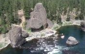 Running, Hiking, and Kayaking Uniquely in Spokane, Washington