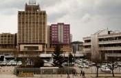 Impressions of Pristina, Kosovo
