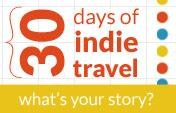 Goals – Day 1 of 30 Days of Indie Travel Project