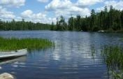 Boundary Waters Canoe Area Wilderness &#8211; Border of Minnesota and Ontario