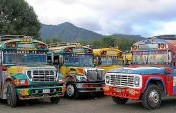 A Step-By-Step Guide to Riding the Chicken Buses of Guatemala