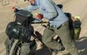 Round The World by Bike: Aswan, Egypt to Khartoum, Sudan (1 March 2002)