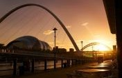Escape London during the Olympics and explore the North East