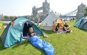 A Cheap Accommodation Alternative for the London Olympics