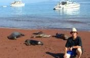 Worldwide with Wee-Cheng #17: We Swam with Sharks, Sea Lions, Penguins & Iguanas in the Galapagos – Galapagos Islands, Ecuador