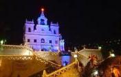 Celebrating Christmas in India
