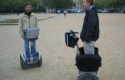The Ultimate Marriage of Culture and Geekdom: Touring Paris on a Segway – Paris, France