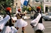 Chosen Greek Men – Athens, Greece