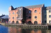 The Road that Orwell Rode: Wigan Pier &#8211; Wigan, Lancashire, England, U.K.