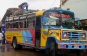 Travels in Buses &#8211; Cartagena, Colombia