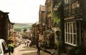 Storybook Town of Haworth – Haworth, England, United Kingdom, Europe