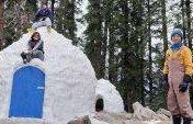 Igloos in India – Unexpected Winter Joys