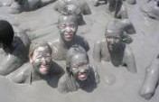 Organic Volcanoes and Mud Scrubs in Cartagena &#8211; Cartagena, Colombia, South America