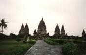 Prambanan, the Sacred Hindu Complex – Central Java, Indonesia