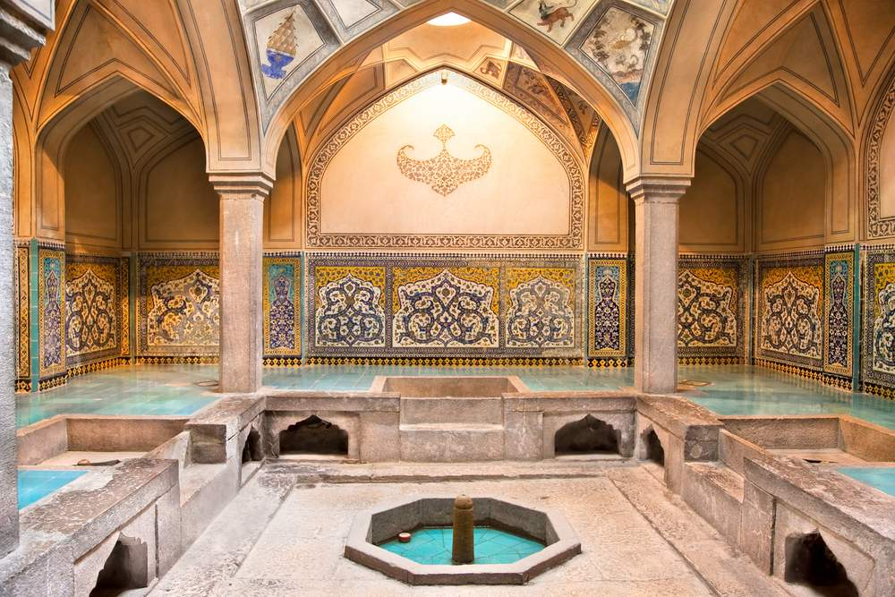 Image result for ancient turkish hammam