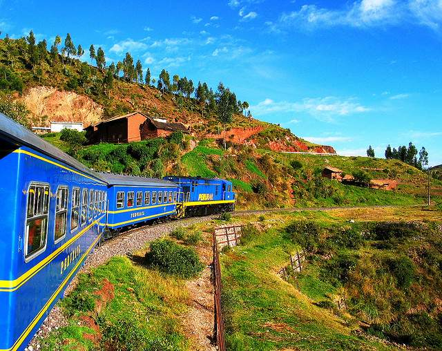 12 Of The Most Scenic Train Rides In The World Bootsnall